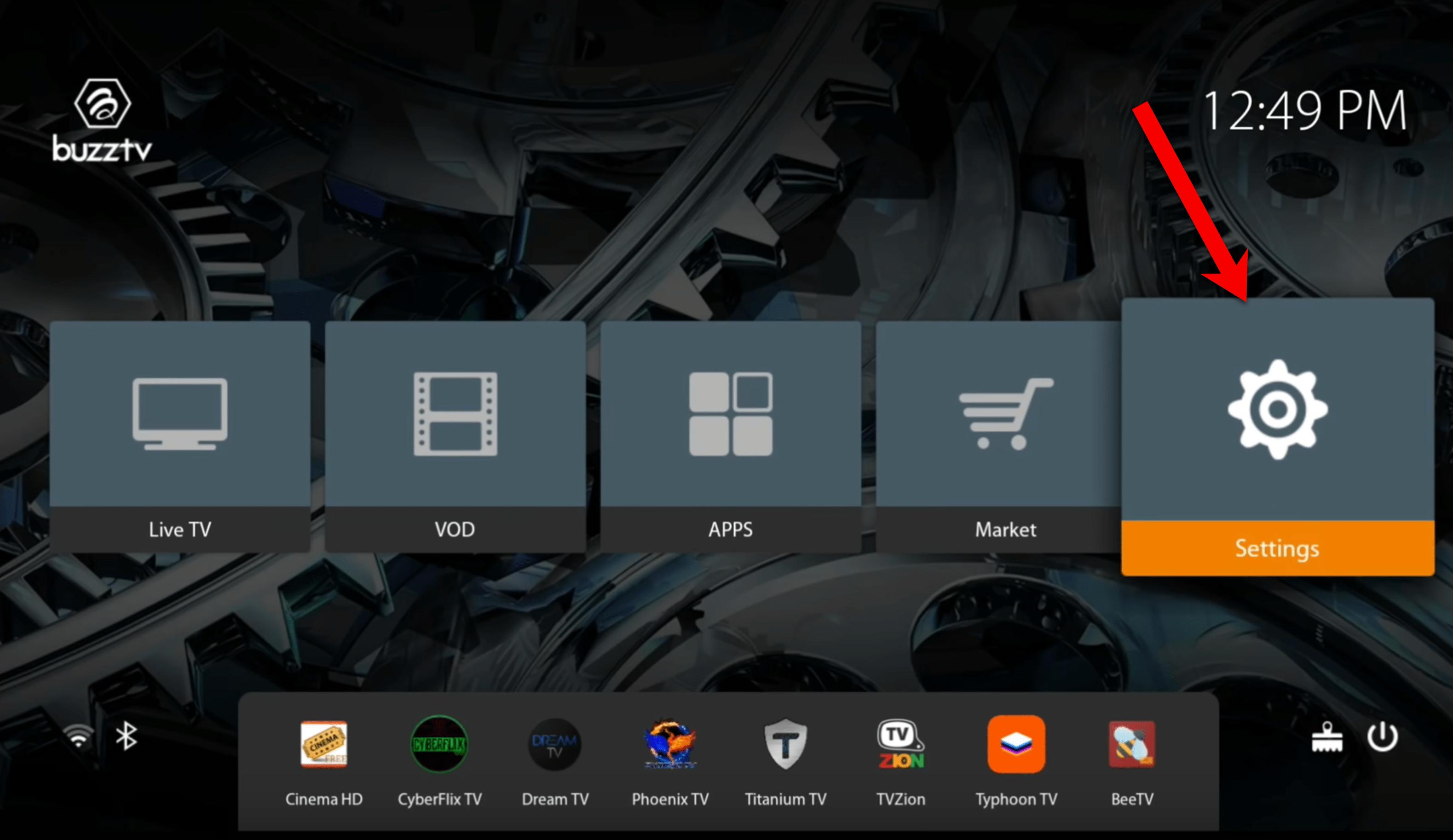 We Do Streaming! - How to setup IPTV on BuzzTV XPL3000 box?