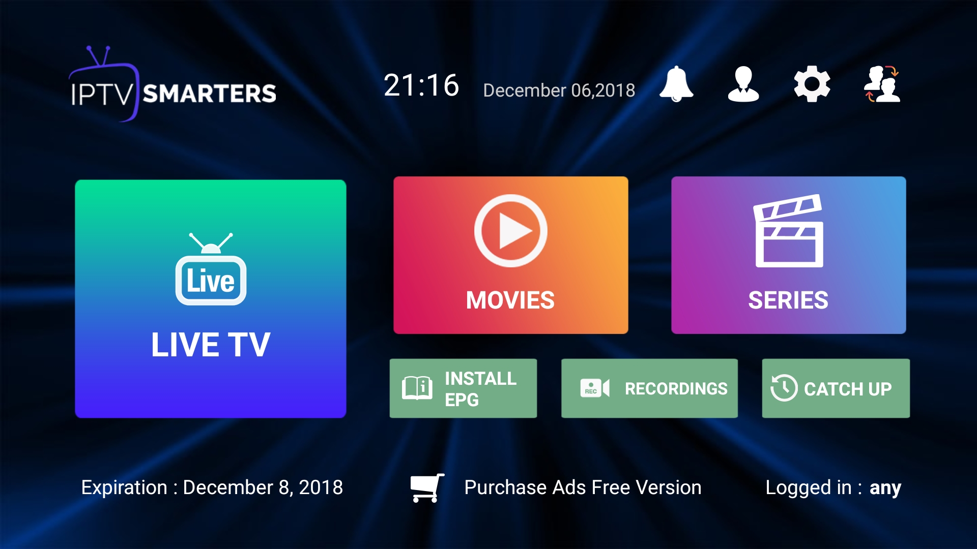 We Do Streaming! - How to setup IPTV on IPTV Smarters App?