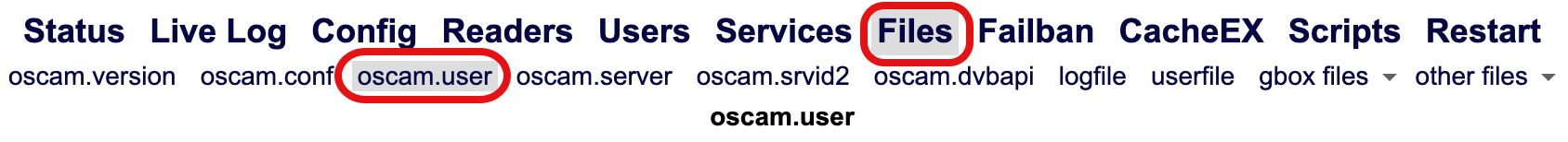 We Do Streaming! - How to understand and make OSCam config files?