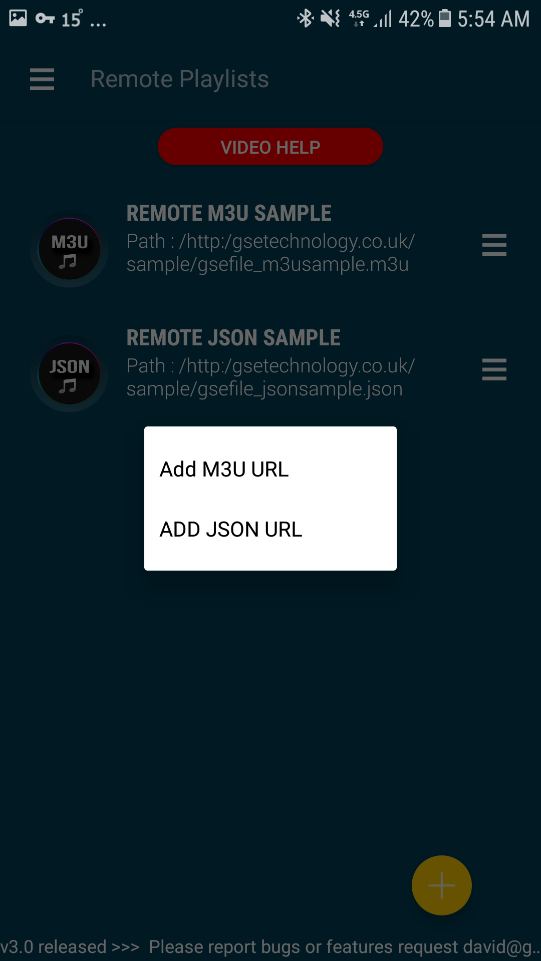 We Do Streaming! - IPTV App on Android and iOS: How to use