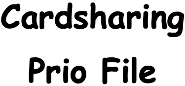 We Do Streaming! - Cardsharing